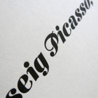 CARPETA PASSEIG PICASSO 14, FERRAN FREIXA